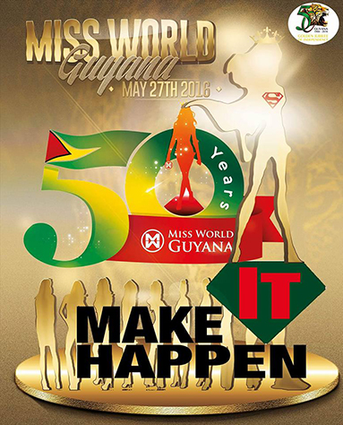 Miss World Guyana 2016