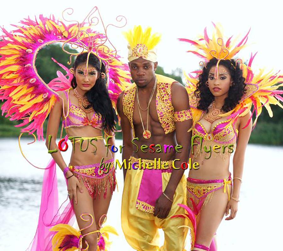 Carnival 2014 Lotus