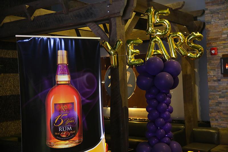 XM Rum Launch Party